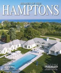 Homes of The Hamptons Magazine Cover