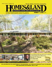 Homes & Land of Henderson, Oxford & Kerr Lake/Buggs Island Magazine Cover