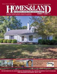 Homes & Land of Henderson, Oxford & Kerr Lake/Buggs Island Magazine Cover