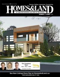 Homes & Land of Greater Winnipeg Magazine Cover
