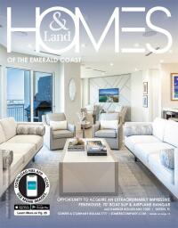 Homes & Land of The Emerald Coast Magazine Cover
