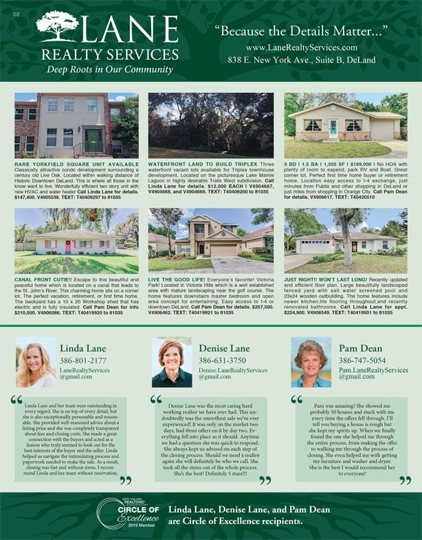 Homes & Land of West Volusia & Deland Online Magazine-0407