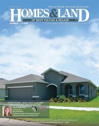 Homes & Land of West Volusia & Deland Magazine Cover