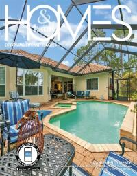 Homes & Land of Panama City and Beaches Magazine Cover