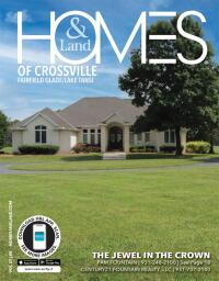 Homes & Land of Crossville/Fairfield Glade/Lake Tansi Magazine Cover