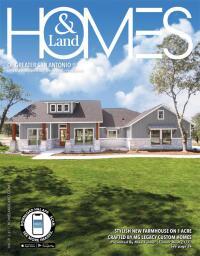 Homes & Land of Greater San Antonio Magazine Cover