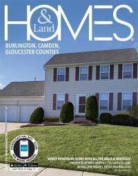 Homes & Land of Burlington, Camden & Gloucester Counties Magazine Cover