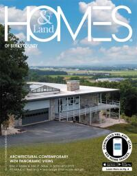 Homes & Land of Berks County Magazine Cover