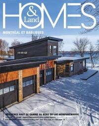 Montreal et Banlieues Magazine Cover
