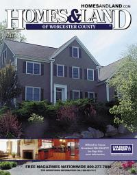 Homes & Land of Worcester County Magazine Cover