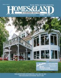 Homes & Land of Northern New York Magazine Cover